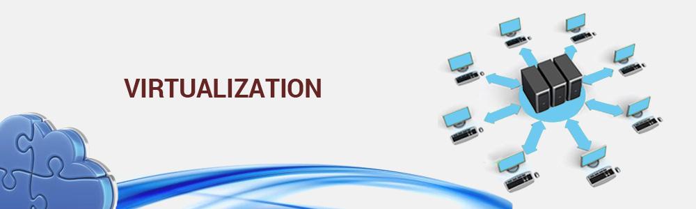 مجازی سازی در خدمات کامپیوتر